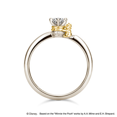 Winnie the Pooh Ring 4
